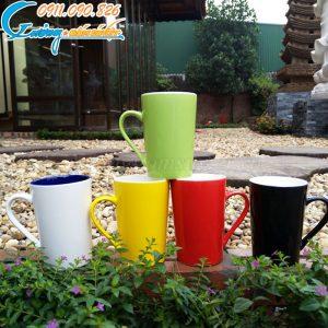 Ca sứ vát cao đa dạng màu sắc thu hút người sử dụng