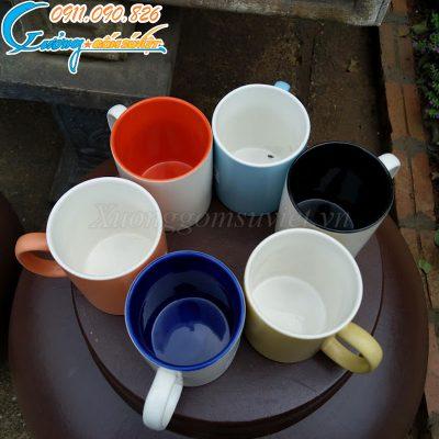 Giới thiệu 4 mẫu ly sứ Bát Tràng được chọn lựa phổ biến hiện nay