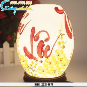 Đèn xông tinh dầu Phúc Lộc – DX02