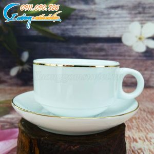 Chén trà có hình dáng mới lạ bắt mắt
