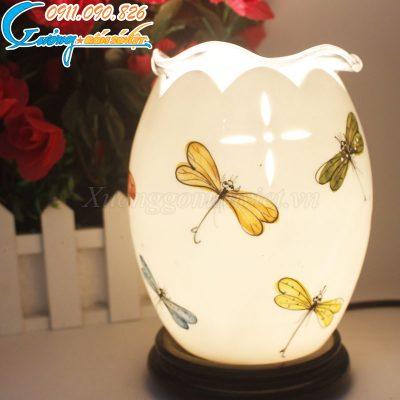 Đánh giá ưu điểm của đèn xông tinh dầu Bát Tràng