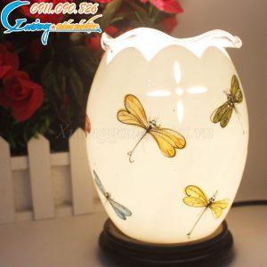 Đèn xông tinh dầu chuồn chuồn – DX04
