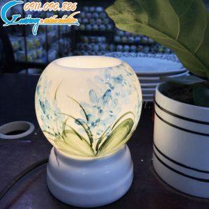 Đèn xông tinh dầu dáng tròn – DX12