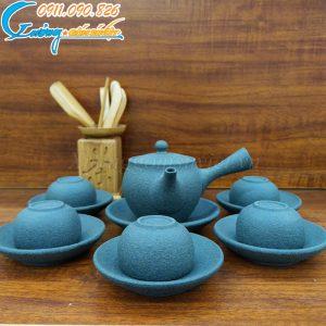 Bộ trà hồng sa xanh ngọc – BTS05