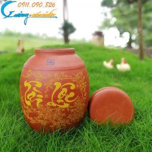 Chum sành ngâm rượu Tài Lộc – CR03