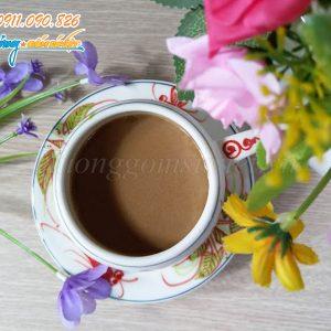 Phin có khả năng giữ được nhiệt độ lâu, đo đó giúp cho hương vị cafe được