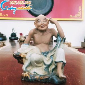 Thập Bát La Hán- La Hán Khoái Nhĩ