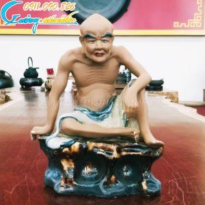Tượng thập bát La Hán- La Hán Ba Tiêu