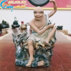 Tượng Thập Bát La Hán- La Hán Hàng Long