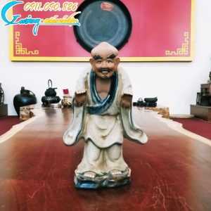 Tượng thập bát La Hán- La Hán Khánh Hỷ