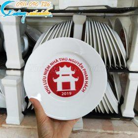 Lưu ý khi lựa chọn bát đĩa in logo làm quà tặng