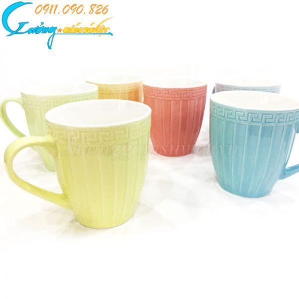 Chuyên cung cấp ly cốc sứ cho chuỗi nhà hàng tại Hà Nội