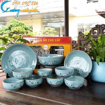 Ưu điểm của bát đĩa quà tặng Đại hội tỉnh Ninh Thuận