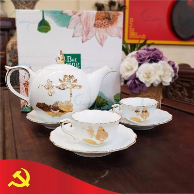 Quà tặng Đại hội Đảng tỉnh Bình Định