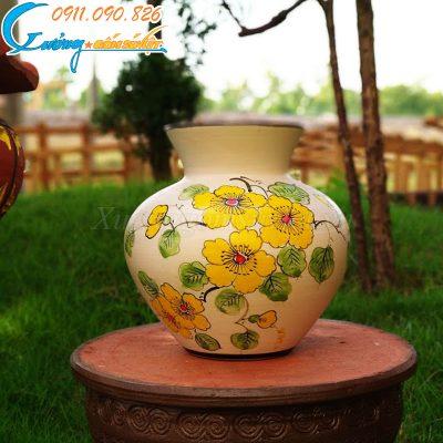 Lọ hoa quà tặng – giải pháp quà tặng Đại hội tỉnh Thái Nguyên