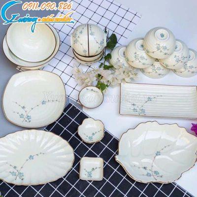 Địa chỉ cung cấp bát đĩa nhà hàng uy tín, chất lượng tại Hà Nội