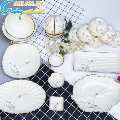 Xưởng gốm Sứ Việt- Chuyên cung cấp bát đĩa nhà hàng- khách sạn đẹp, cao cấp